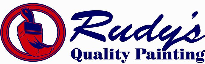 Rudy's Quality Painting Logo - Houston Painter